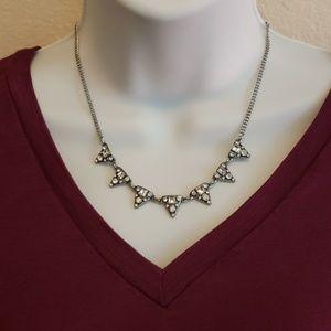 Stargaze Petite Collar Necklace